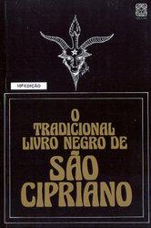 O Tradicional Livro Negro de São Cipriano - Loja Sobrenatural