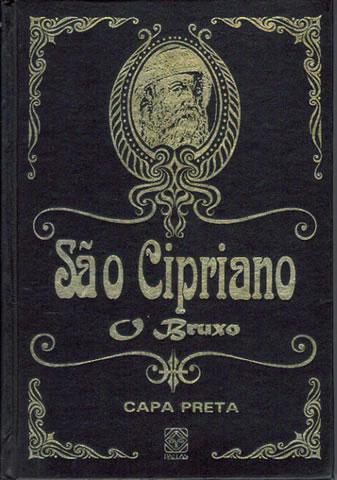 Livro sao cipriano capa preta gratis
